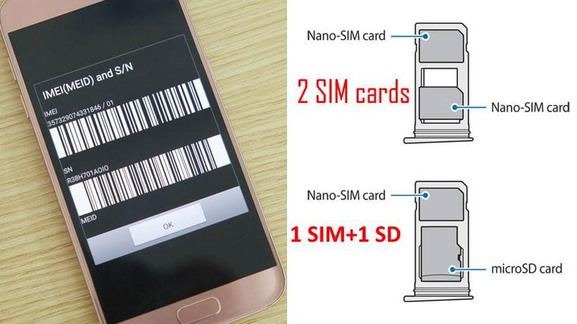 Nhận độ 2 sim S7 , S7 Edge, S8, S8 Plus, Note 8, Note 9, s9, S9 plus Hàn