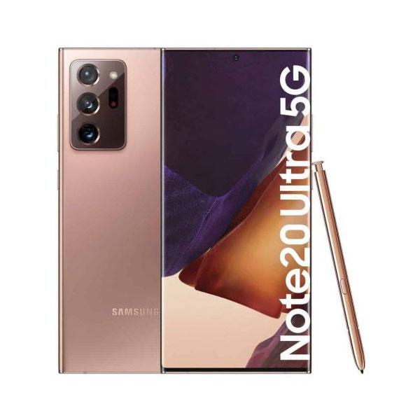 Galaxy Note 20 Ultra 5G Chính Hãng Việt Nam 2 sim đã kích hoạt